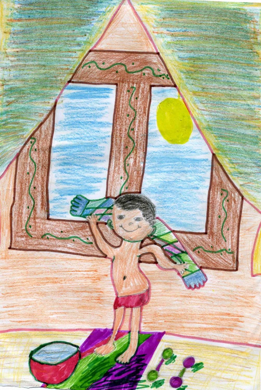 картинки про здоровый образ жизни для детей